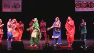 Solano County Mothers Giddha @ Apna Virsa Bhangra Night 2009