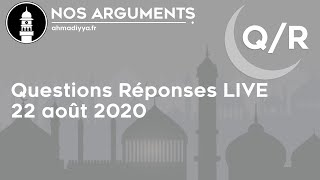 Live - Questions Réponses