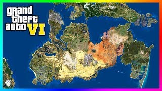 Grand Theft Auto 6 - NEW INFO! Map Details, Next-Gen Consoles ONLY, NEW Characters & MORE! (GTA 6)