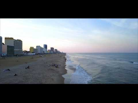 Mavic Pro Virginia Beach 4k