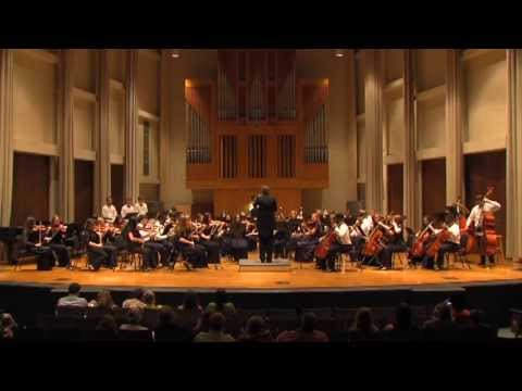 TN GSFTA - Orchestra Finale - 2012