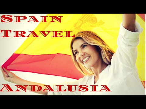 Spain Travel: Best of Andalusia - Highlights of Southern Spain - Andalusia in 2 minutes