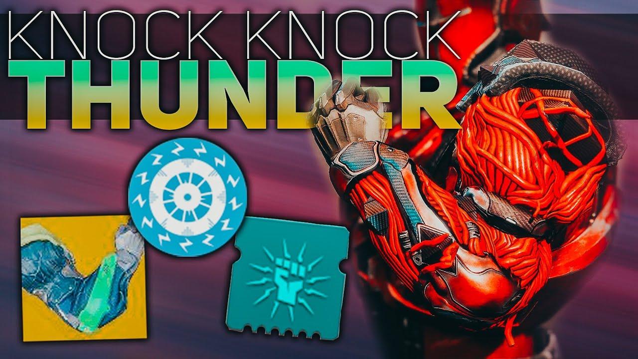 Ten Ton Hammer   Destiny 2 Shadowkeep: One-Hit Melee Build