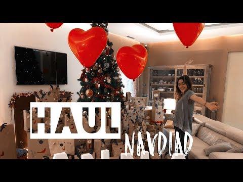 Haul regalos de Navidad · ANNA FERRER PADILLA