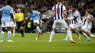 highlights bpl   wba 0 3 manchester city 2015 2016