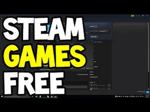 what are some cool free games on steam