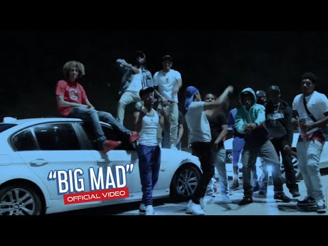 ATMDIZ Ft. TWOK'$ - ''Big Mad'' (Official Video) Dir.By @rwfilmss