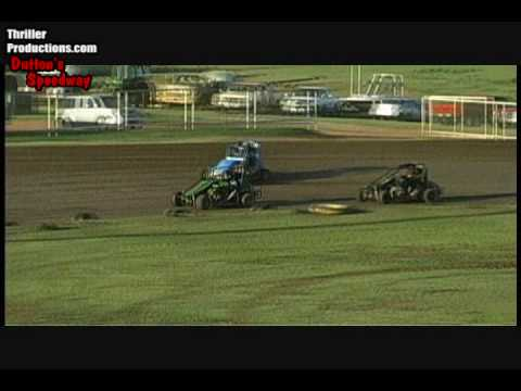 Dutton's Speedway 8-1-10 Highlights