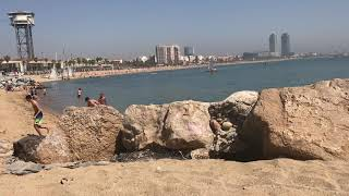 Испания Барселона!!!! Красота,жара и отдых