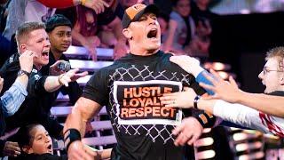 John Cena's thrilling returns: WWE Playlist