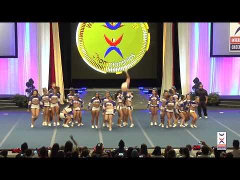 Team Chile [2014 All Girl Elite]