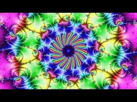 Shepard Tone + Risset Rhythm + Fractal Zoom