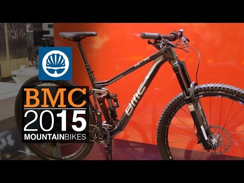 BMC 2015 Mountain Bike Range
