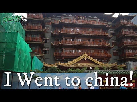 I Went To CHINA! Vlog 25