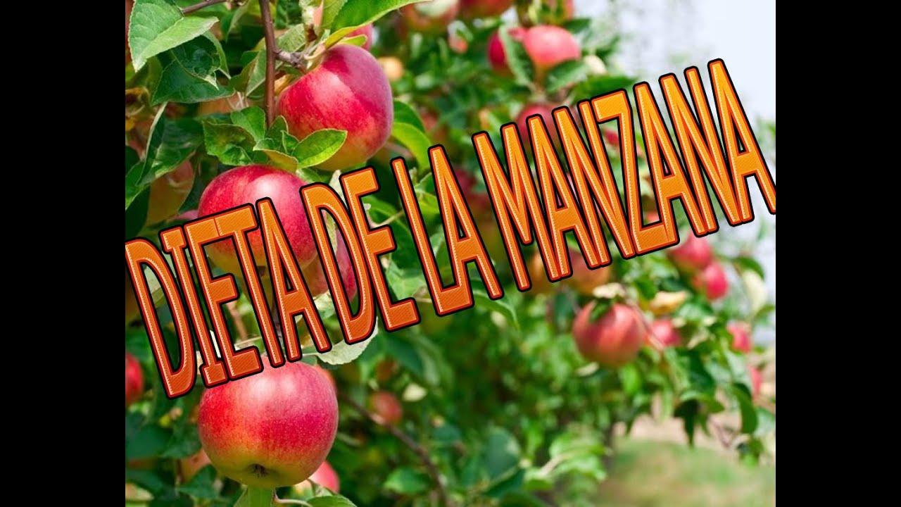De la dieta 5 manzana de dias