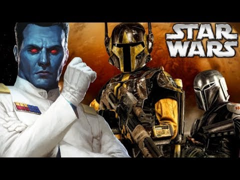 NEW Star Wars LIVE ACTION Series REVEALED! Mandalorians!!! - Star Wars News Mp3