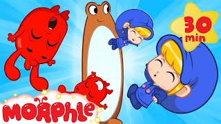 The Magic Mirror - Mila and Morphle | Cartoons for Kids | My Magic Pet Morphle