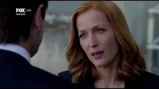 Mulder With Scully and William - The Son They Lost  (The X-Files)