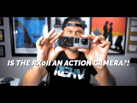 IS the Sony RX0ii a better ACTION CAM than the GoPro?!
