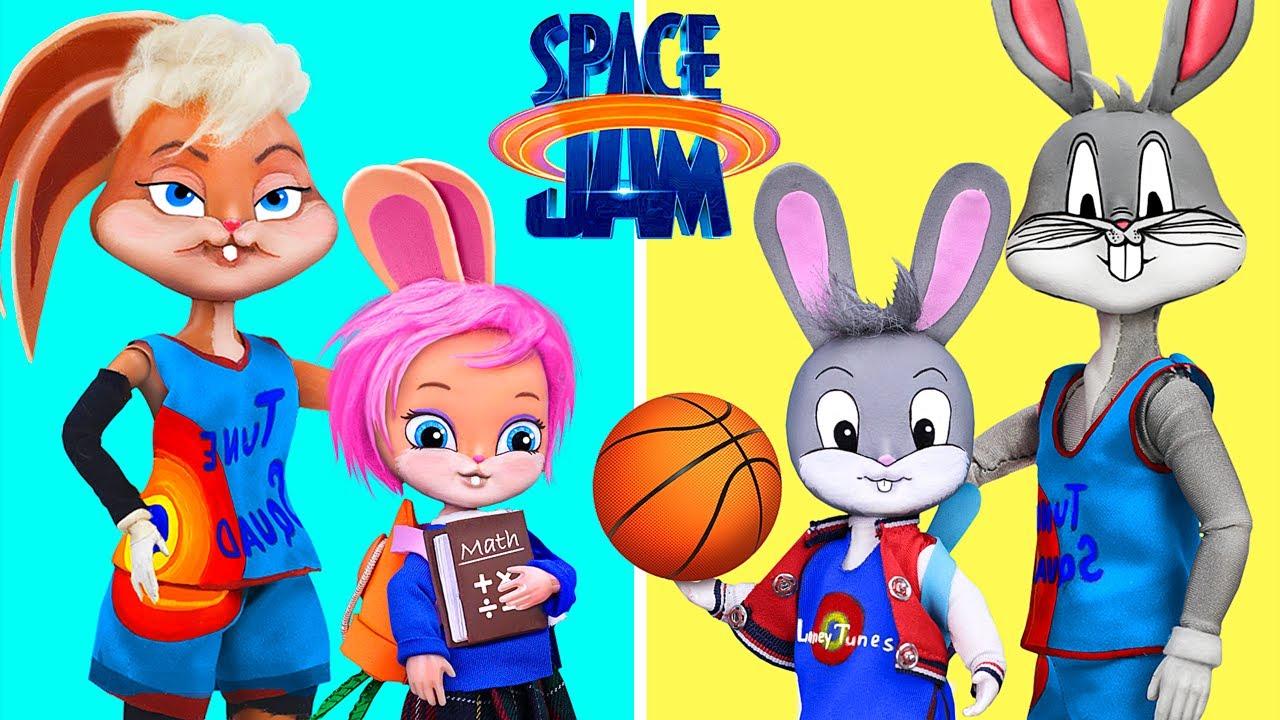 Download Space Jam at School / 11 LOL Surprise DIYs