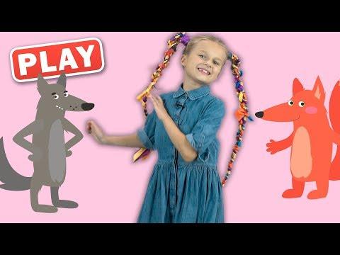 КукуPlay - Теремок - Песенка Сказка про Теремок - Три Медведя - Поем со Златой