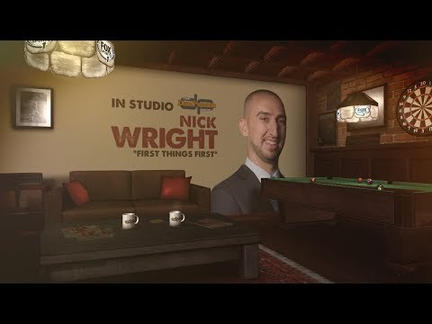 FOX Sports' Nick Wright Joins Chris Mannix In-Studio | The Dan Patrick Show | 5/11/18