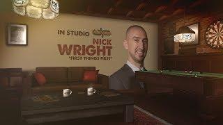 FOX Sports' Nick Wright Joins Chris Mannix In-Studio   The Dan Patrick Show   5/11/18