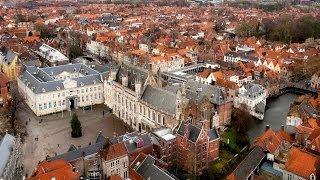 #821. Брюгге (Бельгия) (просто невероятно)(Самые красивые и большие города мира. Лучшие достопримечательности крупнейших мегаполисов. Великолепные..., 2014-07-03T16:56:07.000Z)
