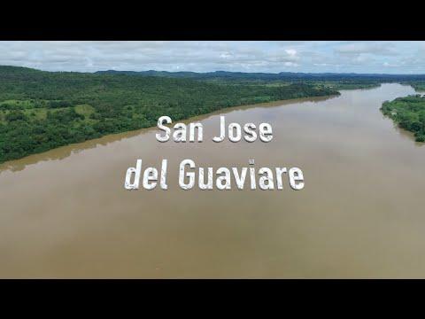 San Jose del Guaviare Motorcycle Travel Colombia
