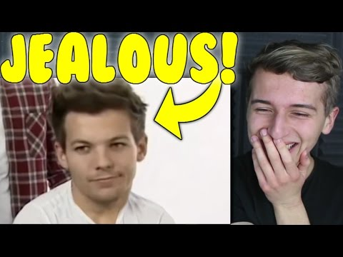 Harry & Louis – Jealousy Reaction