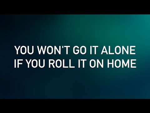 John Mayer - Roll It On Home (with Lyrics)