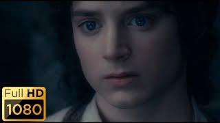 Фродо смотрит будущее в зеркале. Властелин колец: Братство кольца.