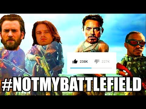 BATTLEFIELD 5 IS GARBAGE! DICE RUINED BF5...PEOPLE HATE BF5 ALREADY.