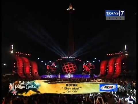 [HD] Tantri Kotak - Beraksi, Live 2013 @ MONAS, HUT kota Jakarta 486 (Jakarta punya cerita) 22062013
