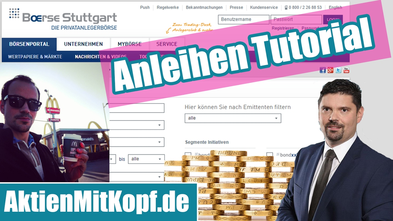 Anleihen Finder Stuttgart