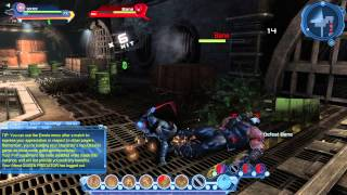 DC Universe Online Sxxx VS Bane