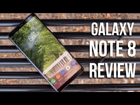 Samsung Galaxy Note 8 Review – The best and most expensive Note yet!