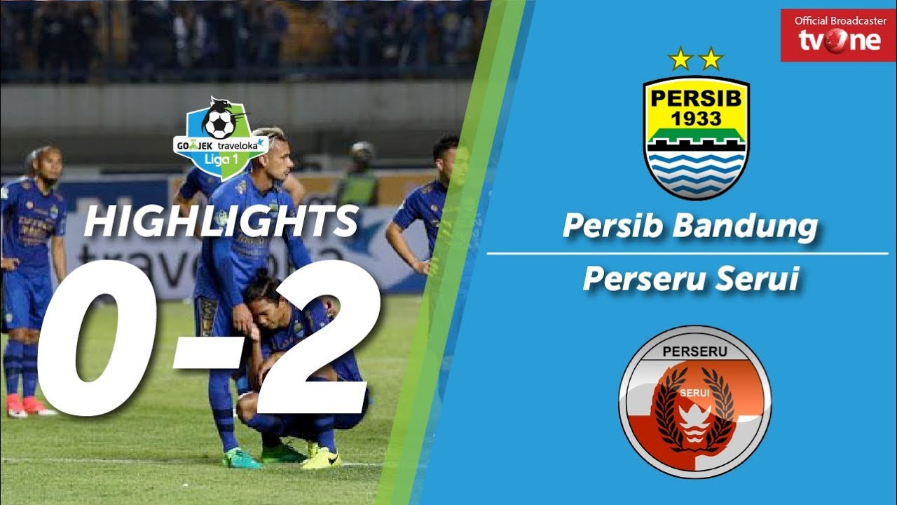 Persib Bandung Vs Perseru Serui   All Goals Highlights Liga