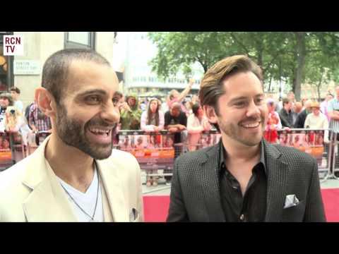 Martin Delaney & Rez Kempton Interview - Amar, Akbar & Tony
