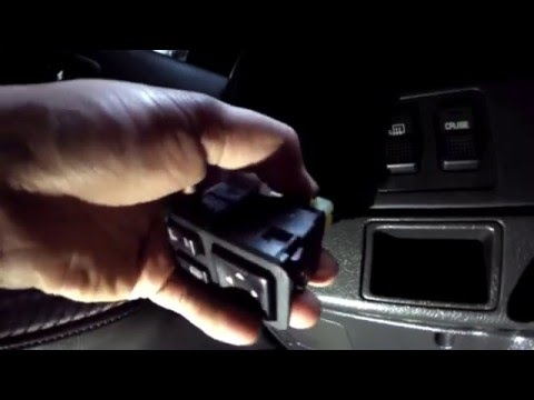1994 Subaru Legacy switch