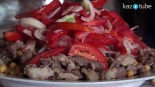 Кухня народов - Курдская кухня Нохат шорак