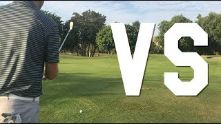 Fun Match Against David | Be Better Golf VLOG