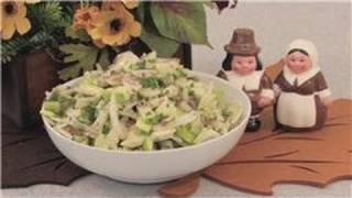 Thanksgiving Day Recipe Ideas : Fennel Slaw Thanksgiving Recipe