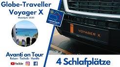 Globe-Traveller Voyager X - Kastenwagen - Caravan Salon Düsseldorf 2019
