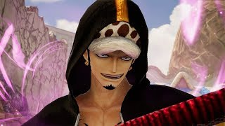 One Piece Pirate Warriors 4 - Characters Trailers Update #3 (Sabo, Law, Lucci) (HD)