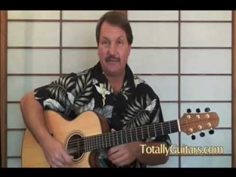 Up Around The Bend guitar lesson