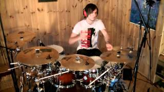 Blowsight - Pokerface [Drum Cover]