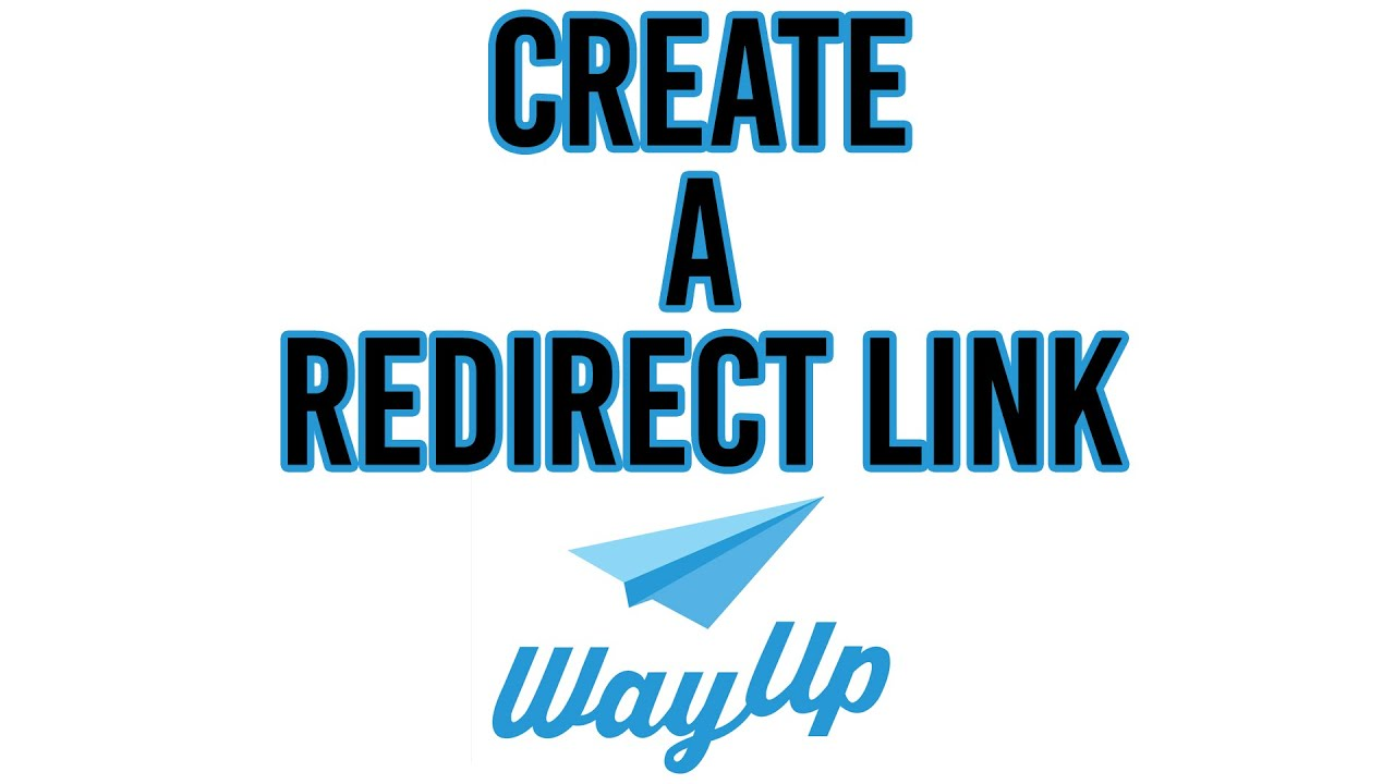 Create a Redirect Link in HTML
