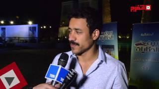 أحمد داود : رواية هيبتا سبب نجاح الفيلم (اتفرج)