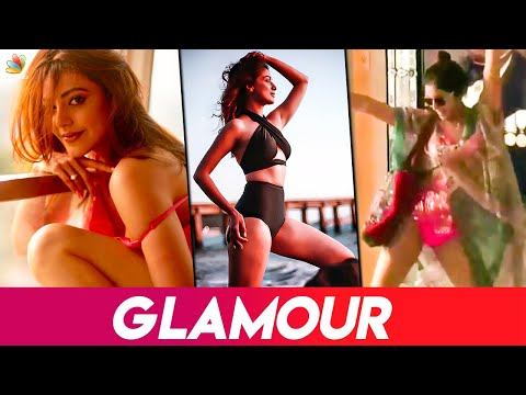 Kajal Aggarwal HOT Photoshoot I Indian2, Kamal Haasan, Raai Laksmi, Shriya I Hot Cinema News